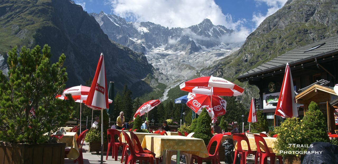 The Tour de Mont Blanc