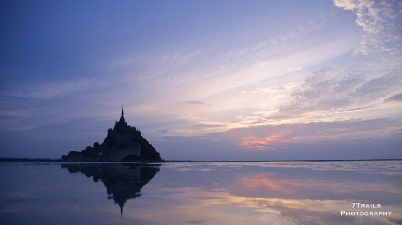 The Mont St. Michel Post