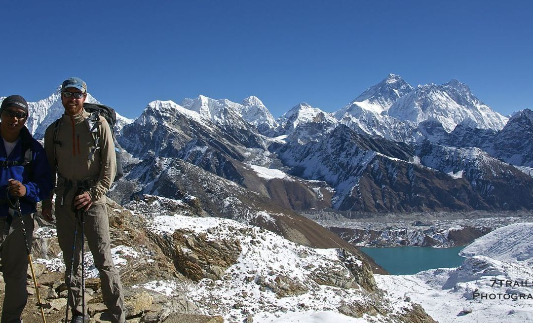 Three Passes: The Bigger, Better Everest Base Camp Trek
