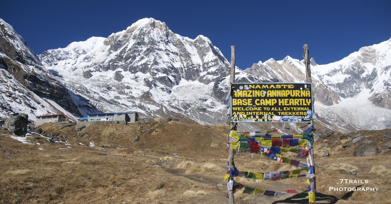 Quick Guide to the Annapurna Sanctuary