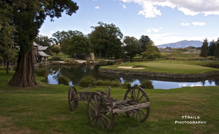 Arrowtown Golf Course
