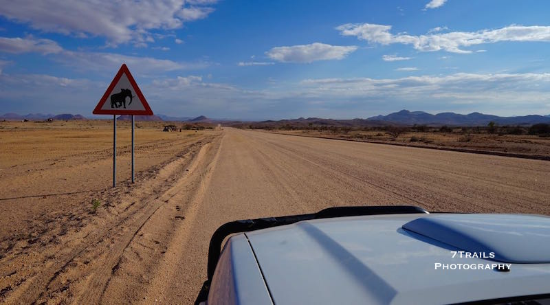 A Mad, Dusty Dash Around Namibia