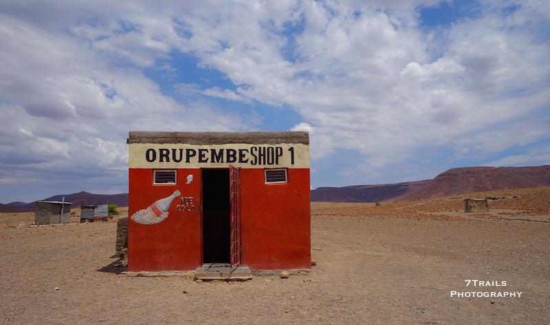 Shop in Orupembe