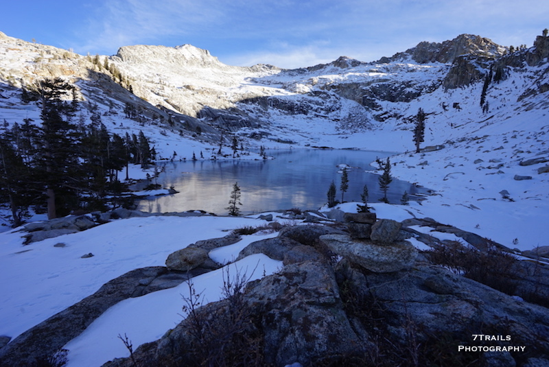 Winter Wandering in the Western Sierras